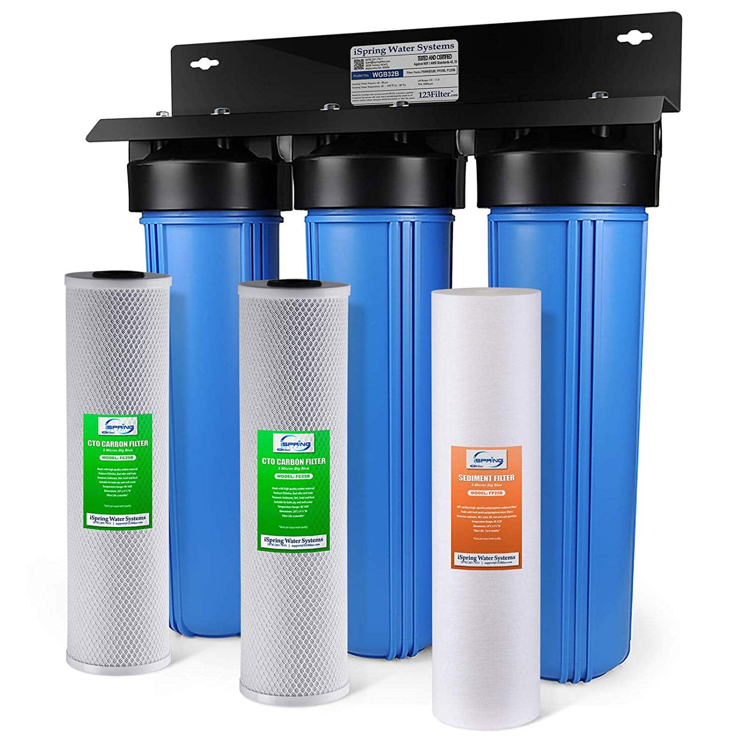 Replacement Water Filter Fits Home Master Multi Gradient Micron Poly Sediment